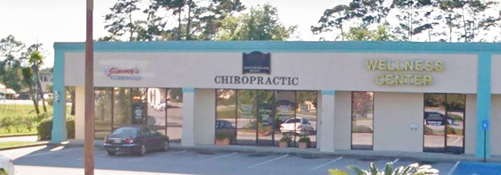 Chiropractic Brunswick GA Office Building